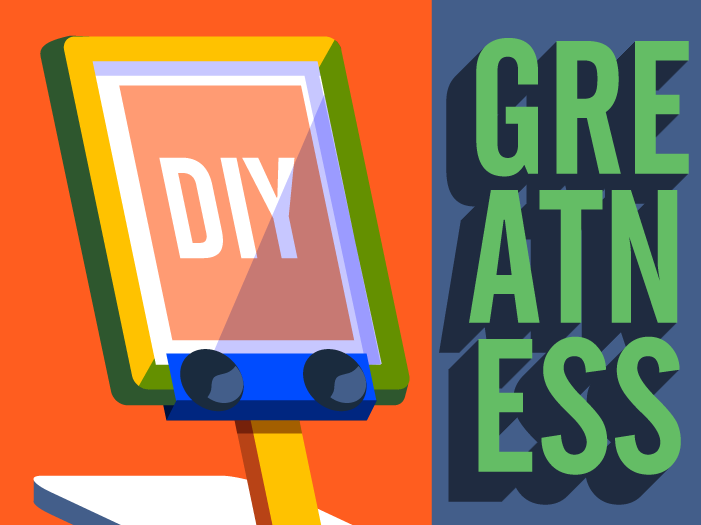 DIY Screen Printing Projects